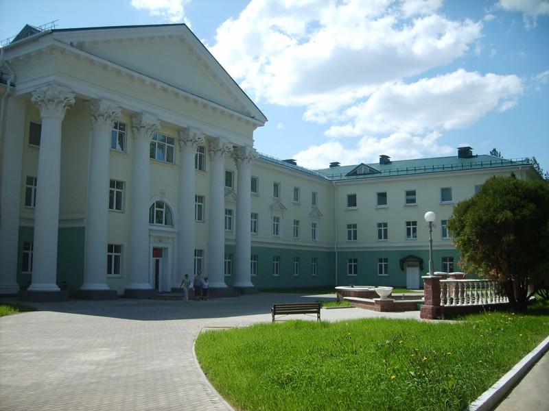 Санатории и пансионаты витебской области